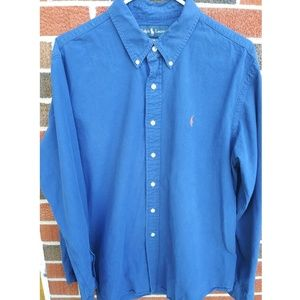 Polo by Ralph Lauren men's XL button down